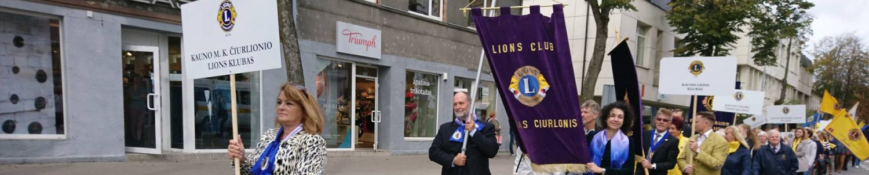 Kauno M. K. Čiurlionio LIONS klubas
