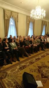 2017 m. gruodžio 09 d. Kalėdinio Kauno M. K. Čiurlionio LIONS klubo renginio akimirka